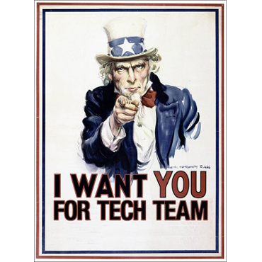 Uncle sam tech team